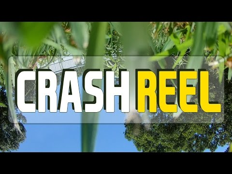 Drone Crash Reel