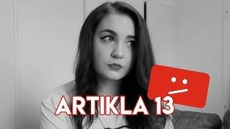 ARTIKLA 13   YouTube katoamassa? #SaveYourInternet