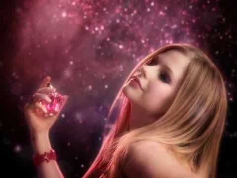 The new fragrance Black Star by Avril Lavigne