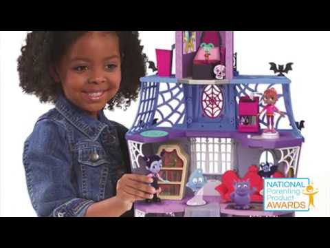 Nappa Product Review: Disney Junior Vampirina Scare B&B Playset