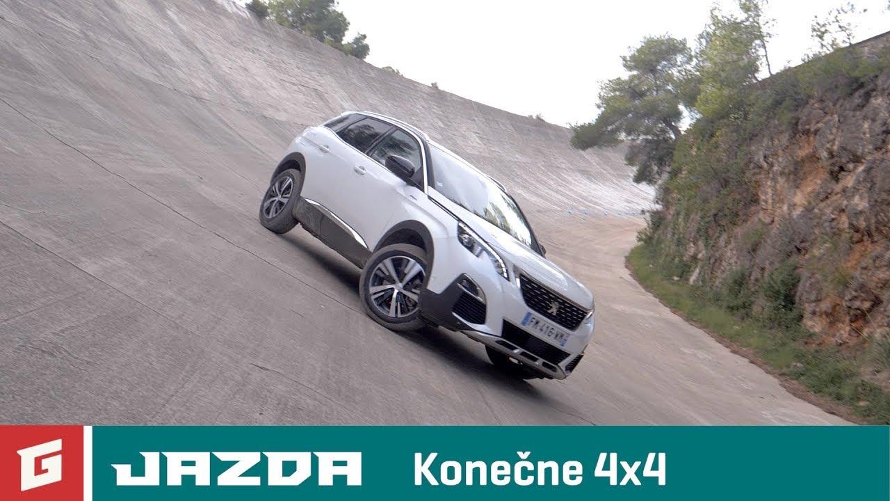 PEUGEOT 3008 II Hybrid4 - 300k - Prva jazda - SUV - GARAZ.TV - YouTube