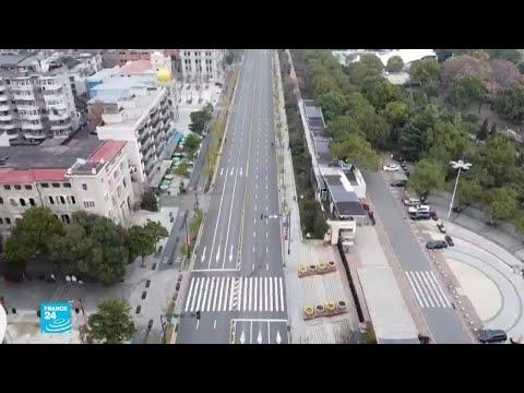 مدينة وكأنها أفرغت من سكانها..ووهان الصينية بؤرة تفشي فيروس كورونا  - نشر قبل 47 دقيقة