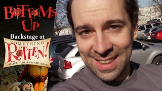 Episode 4 - Bottoms Up: Backstage at the SOMETHING ROTTEN! Tour with Rob McClure