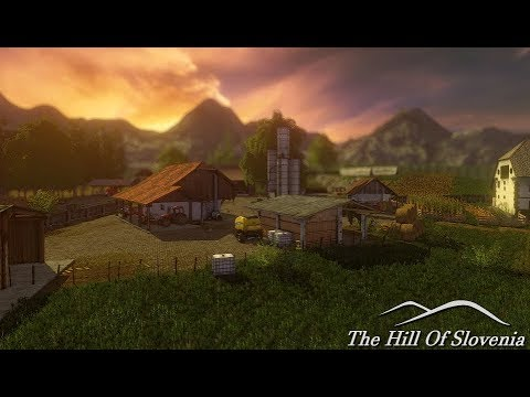 The Hill Of Slovenia | ModHub | Farming Simulator