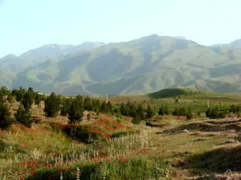 Turkmenistan's Beautiful Nature