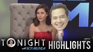"TWBA: Bea takes on the ""Name that Leading Man"" challenge"