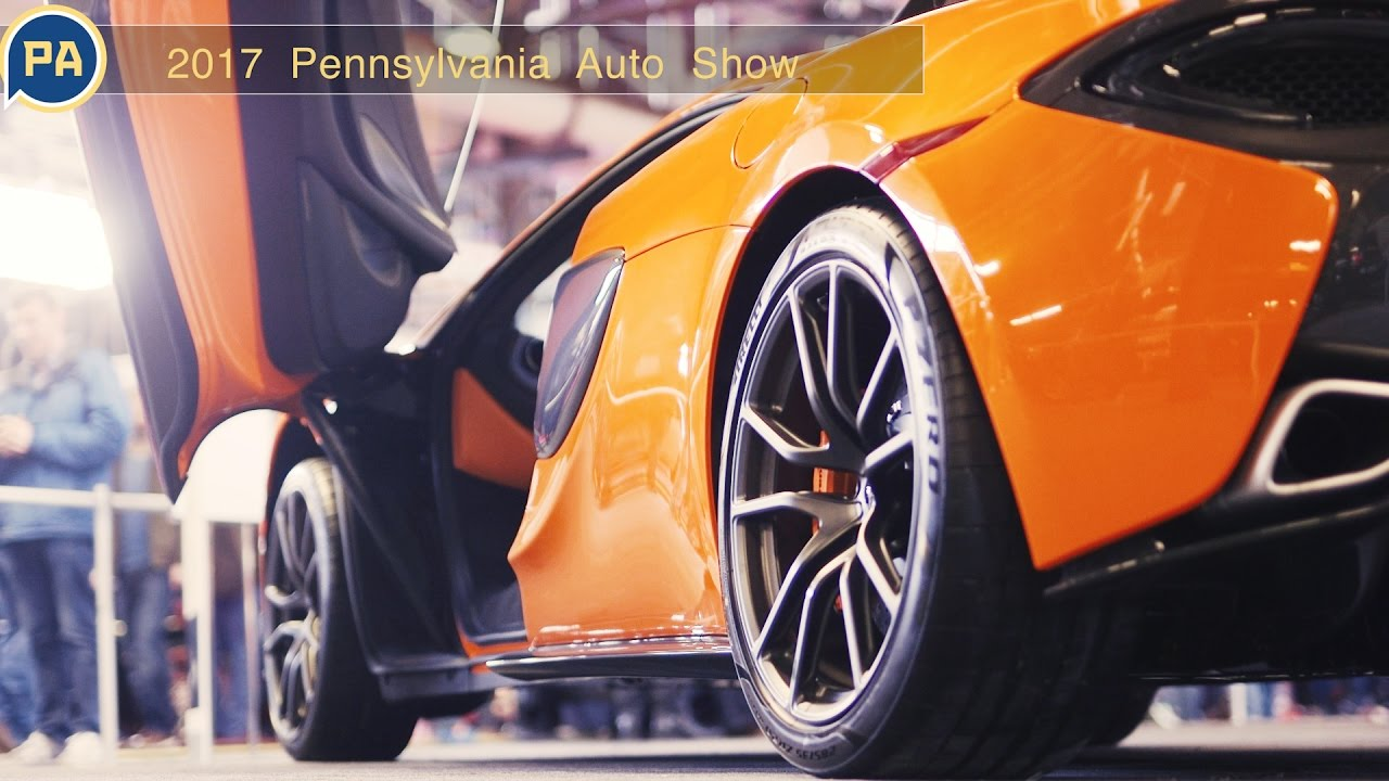Video Tour Exotic Cars At The Pennsylvania Auto Show YouTube - Car show harrisburg pa