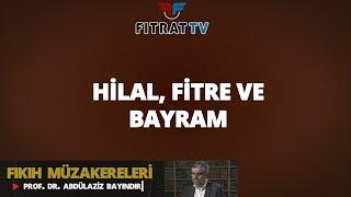 Hilal, Fitre ve Bayram