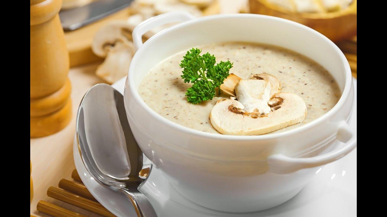 Resepi Mushroom Soup Azie Kitchen