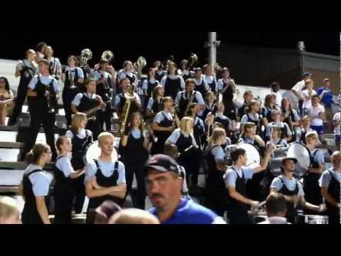 2011 BHS Marching Blue Devils Fight Song!