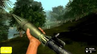 FPS Creator Reloaded [Test Jungle Map] GTX770 4GB