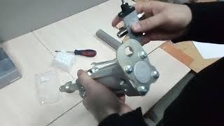 Як збирати прилад для реставрації кульових 2-ї модифікації? Інструкція: