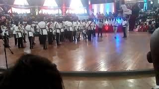 Graduation ceremony at Bomas of Kenya