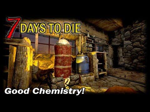 Good Chemistry! | 7 Days to Die Alpha 16 Random Gen Single Player Gameplay | EP 21 (S3)