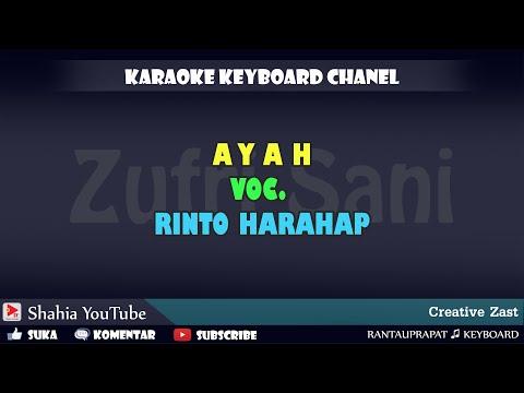 Ayah Rinto Harahap Karaoke