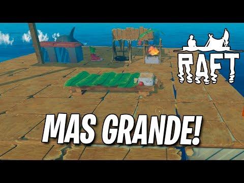 AMPLIACIÓN DE BARCO!! RAFT (JUEGO COMPLETO)