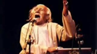 Wajay Allah Wali Taar by Pathanay Khan