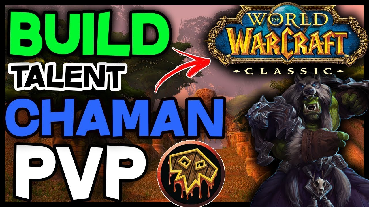 wow classic guide chaman pvp build talent tuto fr youtube. Black Bedroom Furniture Sets. Home Design Ideas