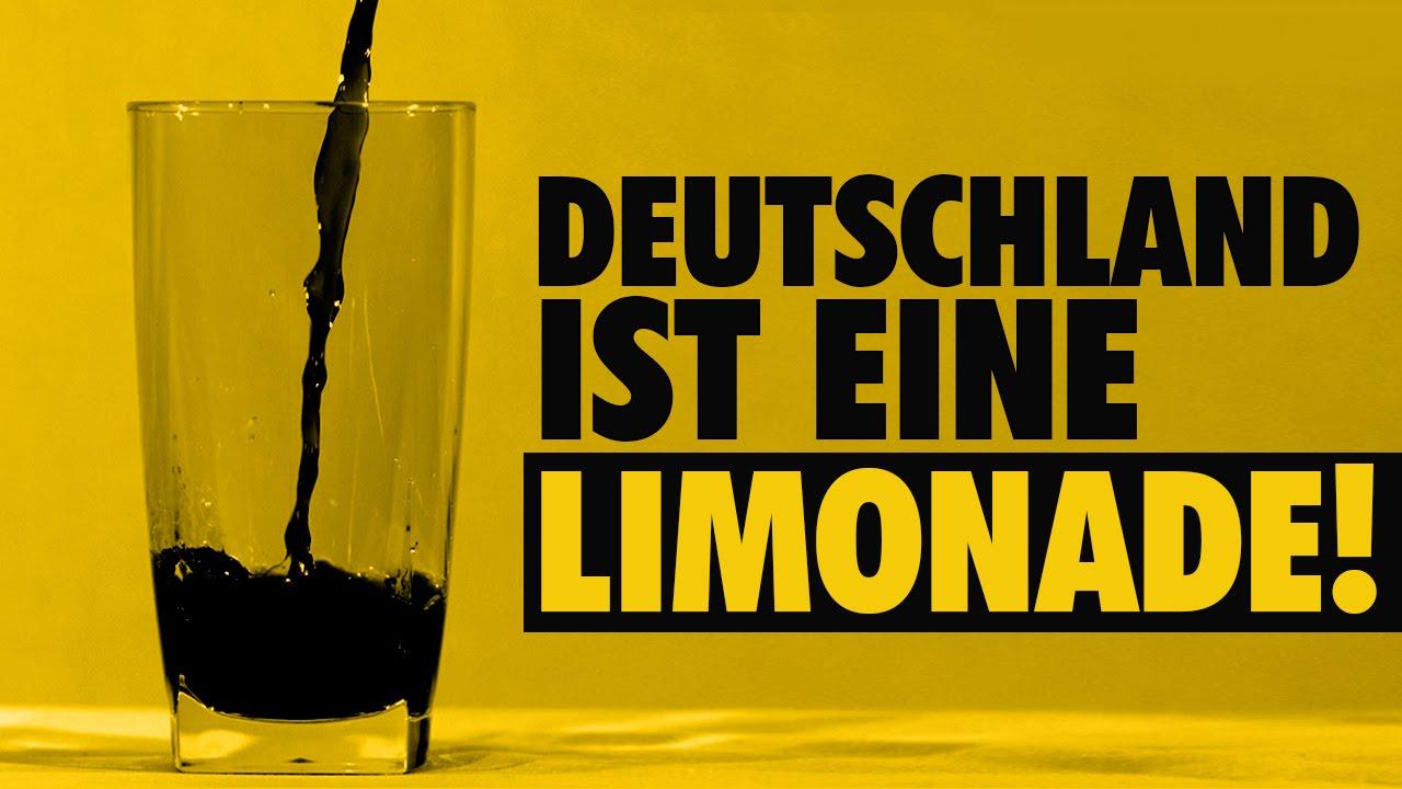 deutschland ist eine limonade die mutter aller. Black Bedroom Furniture Sets. Home Design Ideas