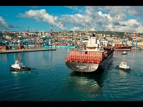 Haifa Port Movie 2013