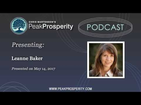 Leanne Baker: Investing In Gold & Silver Mining Companies