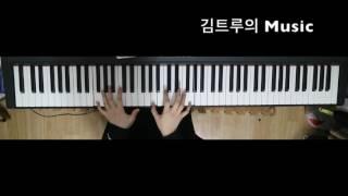 데이브레이크_범퍼카 건반 cover (밴드의시대버전)