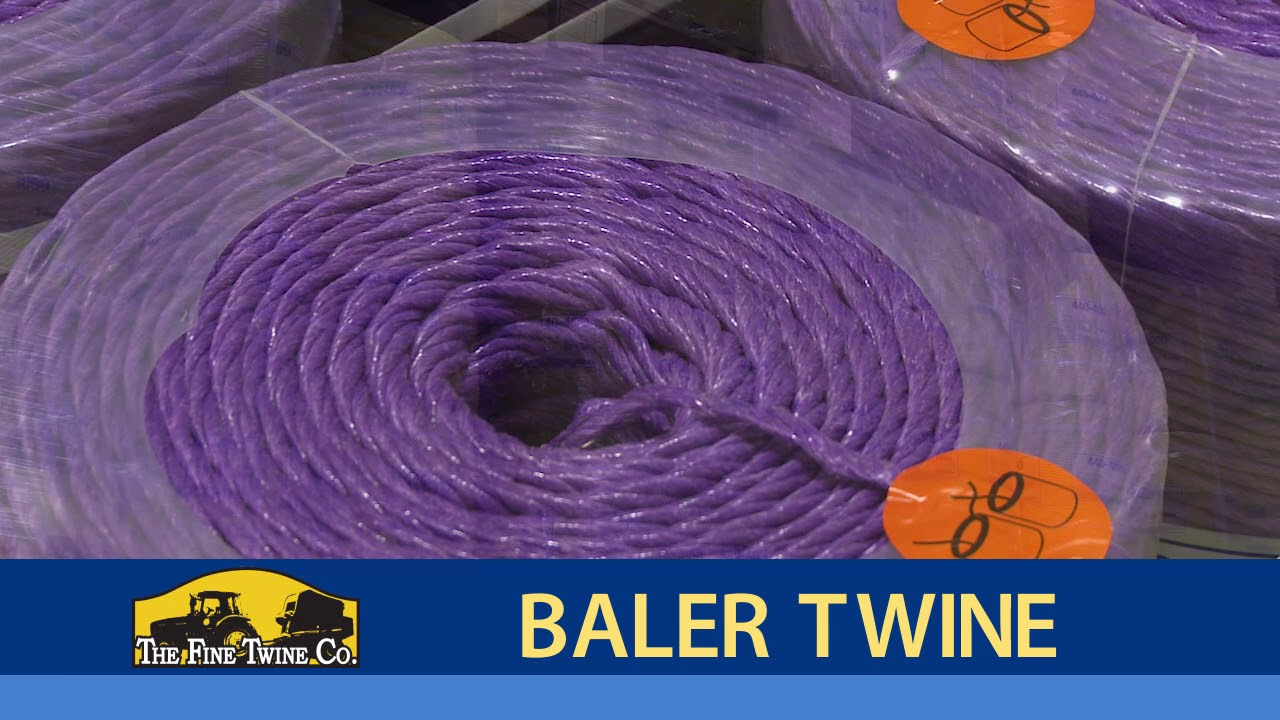 Baler Twine | Fine Twine Products - Fine Twine Co
