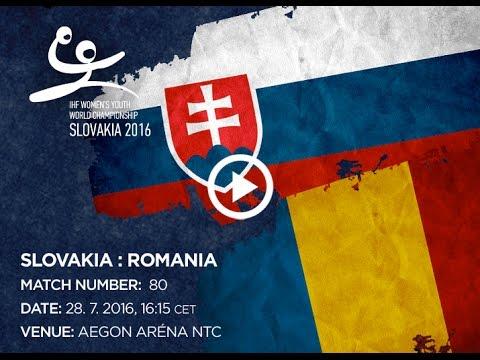 SLOVAKIA : ROMANIA