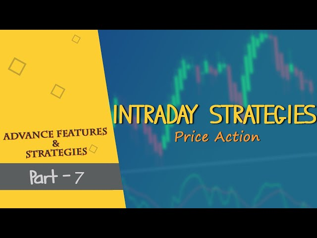ADVANCED STRATEGIES & FEATURES | PRICE ACTION | Training Webinar | Part 7
