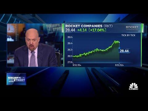 Dan Gilbert's Rocket Companies sees massive surge on Wall Street ...