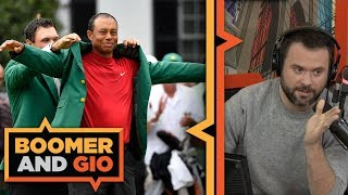 Tiger Woods WINS his 5th GREEN JACKET | Boomer & Gio