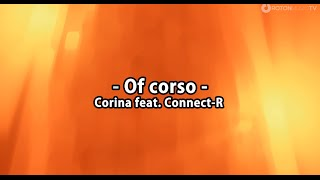 Corina feat. Connect-R - Of Corso - Karaoke