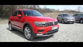 видео Новый Фольксваген Тигуан 2016: Обзор характеристик авто