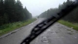 Дорога СПб-Вытегра - 430 км