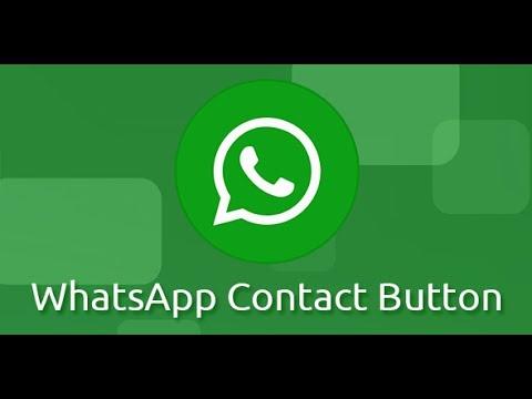 WhatsApp Contact Button (WordPress plugin)