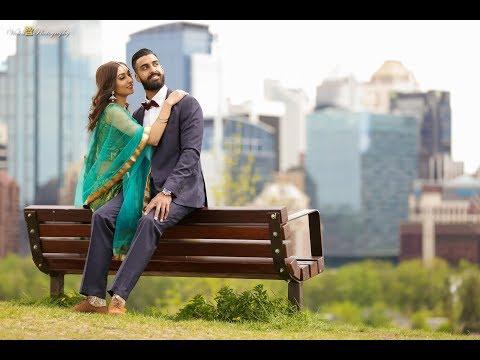 Sukhi & Sandy Engagement Highlights - Best...