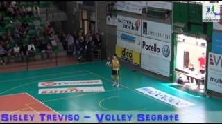 27-05-2012: Sisley Treviso - Volley Segrate (finale U14 2011-2012)