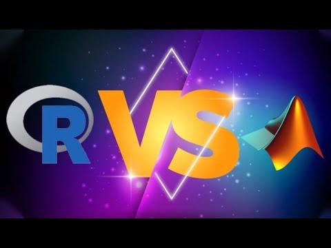 R vs Matlab: Battle For The Best Statistics Language