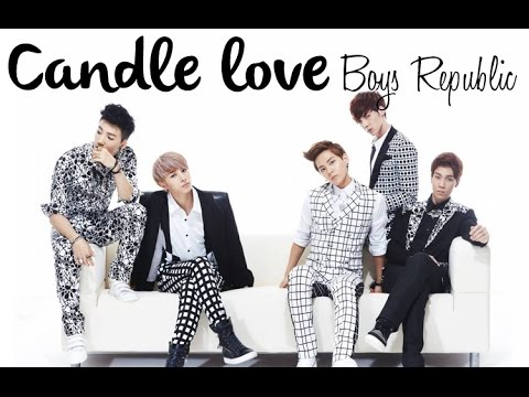 Boys republic - Candle love [Sub esp + Rom + Han]