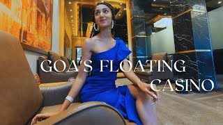 Goa Ep 2: Goa's Floating Casino Deltin Royale | Cost + Games To Play + Things To Do + VIP Access