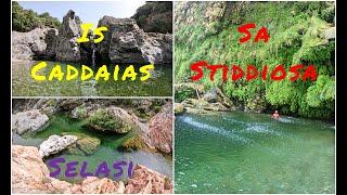 AcquaTrek - from Is Caddaias to S'Isca 'e Selasi (Flumendosa - Seulo/VillanovaTulo - Sardinia)