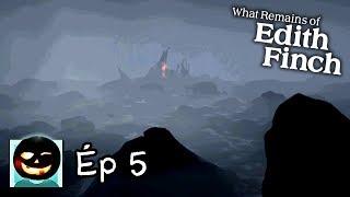 Peut-on échapper à la mort...? - What Remains of Edith Finch Ép 5