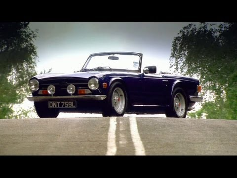 Triumph Tr6 Wheeler Dealers Youtube
