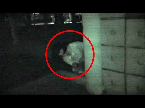 5 Ghost Videos That Will Keep You Up At Night