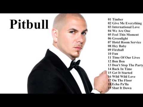 Pitbull Greatest Hits - Pitbull Collection