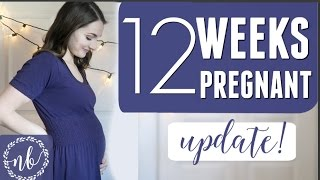 12 WEEKS PREGNANT | Miscarriage Scare Experience