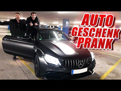 Wir KAUFEN Cengiz einen Mercedes AMG! - Positive Prank!