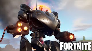 How to Fix Glitching/Lag with a B.R.U.T.E Mech in Fortnite Playground