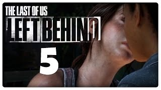 Let's Play THE LAST OF US REMASTERED - LEFT BEHIND - Part 5: Ist Ellie lesbisch?