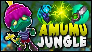 How to Play Amumu Jungle! FREE WINS IN LOW ELO